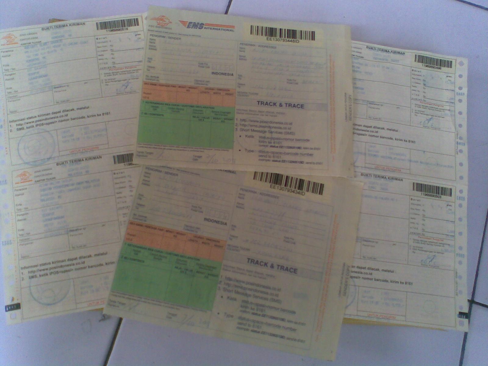 Melacak Status Pengiriman Paket Via Pos Indonesia Quantum